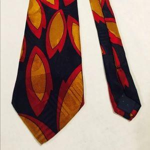 Pierre Balmain Paris Silk Tie